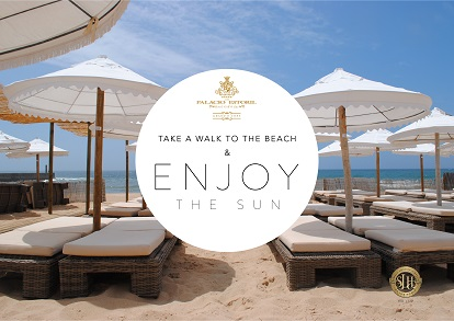 Tamariz Praia Hotel Palácio Estoril Verão