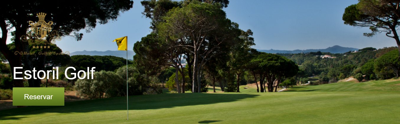 Reservas Tee Times Clube do Golfe de Estoril