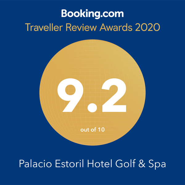 Hotel Palácio Estoril Booking.com Awards 2020