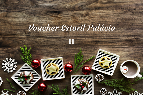 Hotel Palácio Estoril Christmas Voucher 2