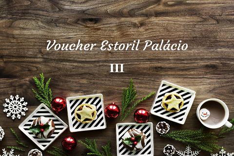 Hotel Palácio Estoril Christmas Voucher 3