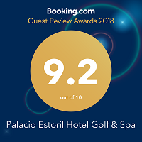 Hotel Palácio Estoril Booking.com Awards 2018