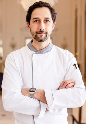 Receitas Chef Hugo Silva Hotel Palácio Estoril