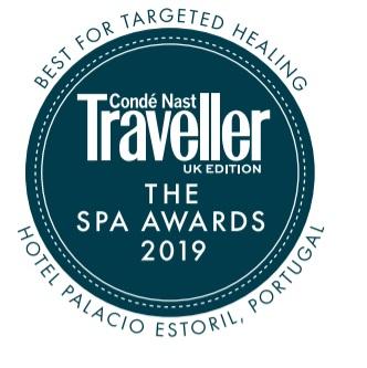 Hotel Palácio Estoril Condé Nast Spa Award 2019